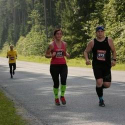 Südasuve Maraton - Erle Aasmäe (901), Olav Mets (975)