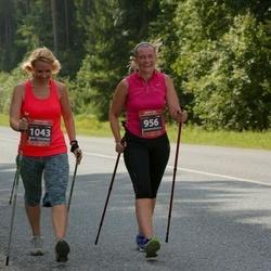Südasuve Maraton - Katrin Küüsvek (956), Siret Suvinõmm (1043)
