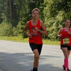Südasuve Maraton - Roger Kaegas (73), Karolyn Krillo (1316)