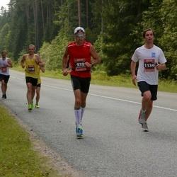 Südasuve Maraton - Toivo Kangur (939), Oliver Tsarski (1134), Kaido Vetevoog (1139)