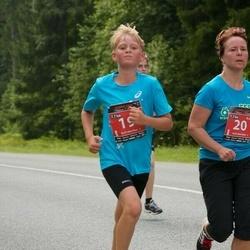 Südasuve Maraton - Ralf Aros (19), Aire Aros (20)