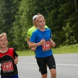 Südasuve Maraton - Adrian Mõttus (196), Ander Mõttus (197)