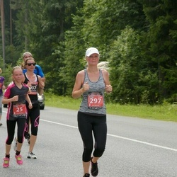 Südasuve Maraton - Karolina Bart (25), Signe Saar (297)