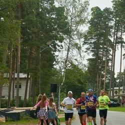 Südasuve Maraton - Margus Kaegas (1310), Raivo Kaegas (1311), Marek Mustonen (1328), Kaarel Tõruvere (1344)