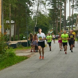 Südasuve Maraton - Nikolai Matveev (1325), Kalev Kapp (1351), Mait Strandmann (1356), Tiina Tartes (1357)