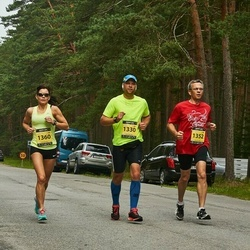 Südasuve Maraton - Ahti Nuga (1330), Illar Kukk (1352), Kaili Vainumaa (1360)