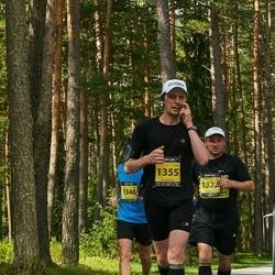 Südasuve Maraton - Indrek Lippa (1322), Uno Õunapuu (1346), Ainar Ojasaar (1355)