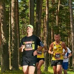 Südasuve Maraton - Ando Hermsalu (925), Janek Mõndresku (983)