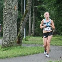 3. Mayeri Suvejooks ümber Saadjärve - Annika Veisson (268)