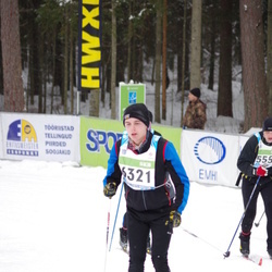 42. Tartu Maraton - Arno Peever (6321)