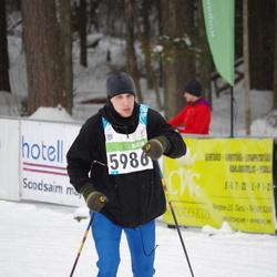 42. Tartu Maraton - Aadam Kaivo (5986)