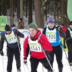 42. Tartu Maraton - Alexander Kozlov (1925), Priit Palmiste (3974), Heiko Teder (4341)