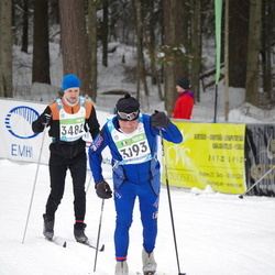 42. Tartu Maraton - Boris Golubev (3081), Aldo Podetti (3093), Andres Koitmäe (3482)