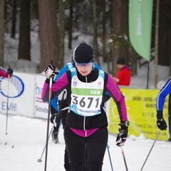 42. Tartu Maraton - Külli Nõmm (3671), Aare Veemees (6357)
