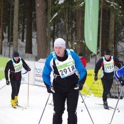 42. Tartu Maraton - Kaimar Kittus (2918), Aare Veemees (6357)