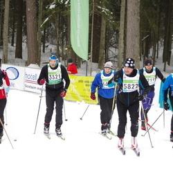 42. Tartu Maraton - Ando Jukk (3321), Andre Lindvest (5822)