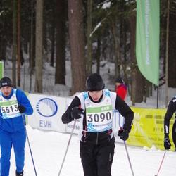42. Tartu Maraton - Aarne Rentik (3090)