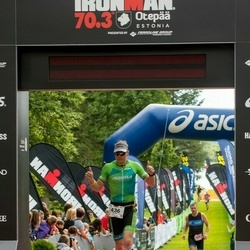 IRONMAN 70.3 Otepää - Marko Virtanen (436)