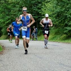 IRONMAN 70.3 Otepää - Aarne Vasarik (96), Ivo Suur (239)