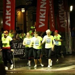 Eesti Ööjooks - Birgit Patrice Baumer (2191), Kersti Hein (2369), Anne-Lii Kaldvee (2612), Karin Liiman (3338)