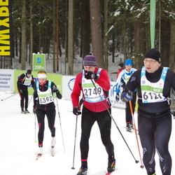 42. Tartu Maraton - Koit Teder (2749), Anneli Rosin (6392)