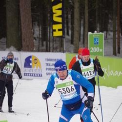 42. Tartu Maraton - Aleksander Bankiir (4421), Anatoli Gerasimov (5306)