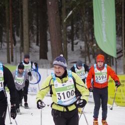 42. Tartu Maraton - Ari Koskinen (3100)