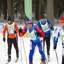 42. Tartu Maraton - Tiit Laaneots (1937), Andres Kikkas (4006), Joosep Piirisild (5714)