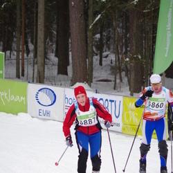 42. Tartu Maraton - Annika Altoja (3887)