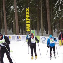 42. Tartu Maraton - Martin Löfström (3106), Eero Sipilä (3595)