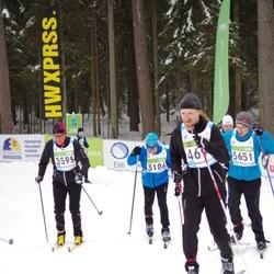 42. Tartu Maraton - Martin Löfström (3106), Eero Sipilä (3595), Ahti Voosalu (5651)