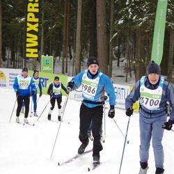 42. Tartu Maraton - Ando Reila (2986)
