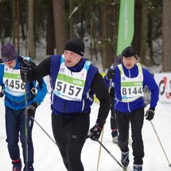 42. Tartu Maraton - Rein Ilja (4456), Tamuri Liivamägi (5157), Aare Ärmpalu (8144)