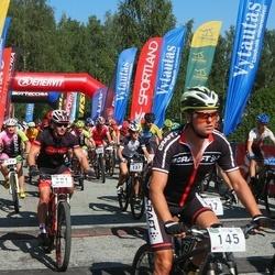17. Otepää Rattamaraton - Hannes Pärn (145), Michal Kubaliak (381)