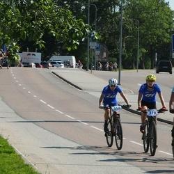 17. Otepää Rattamaraton - Andre Pukk (44), Artjom Mirzojev (313), Rihard Remmelgas (370)