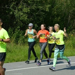Tartu Suvejooks - Olga Reili (421), Ando Ling (427)