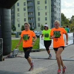 Tartu Suvejooks - Brigitta Mõttus (880), Maichl Suur (881)