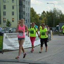 Tartu Suvejooks - Agne Väljaots (172), Lya Kärbis (915), Lea Kärbis (916)