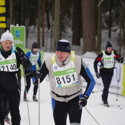42. Tartu Maraton - Artur Ande (2140), Tarvo Piir (8151)