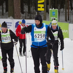 42. Tartu Maraton - Arno Kender (6259), Lembit Toom (8402)