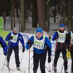 42. Tartu Maraton - Indrek Kade (4439), Aleksei Kuligin (9453)