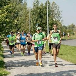 Tartu Suvejooks - Björn Puna (77), Kalmer Vaakmann (242)