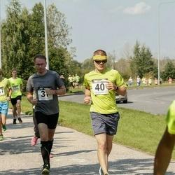 Tartu Suvejooks - Annika Artla (31), Raivo Hool (40)