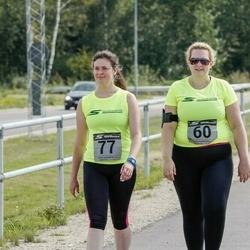 Tartu Suvejooks - Eva Vipper (60), Björn Puna (77)