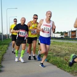 Peetri Jooks 2016 - Ando Hermsalu (58), Jari Marjomaa (151), Veigo Ivanov (333)