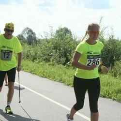 Tartu Suvejooks - Annika Veisson (12), Kaire Koonik (286)