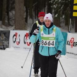 42. Tartu Maraton - Annely Kärema (8664)
