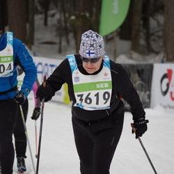 42. Tartu Maraton - Anna-Maija Hirvonen (3619), Kristo Busch (5204)