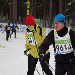 42. Tartu Maraton - Eve Aruvee (8379), Ari Sutinen (9614)