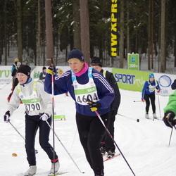 42. Tartu Maraton - Vita Antone (4604), Birgit Parmas (8790)